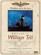 William Tell an opera in four acts