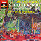Scheherazade symphonic suite, op. 35