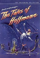 The tales of Hoffmann a fantastic opera