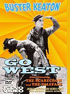Go west The scarecrow ; The paleface