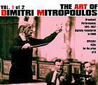The Art of Dimitri Mitropoulos. 1, Broadcast performances 1941-1957 : digitally remastered in 2008