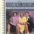 The Andrews Sisters 50th anniversary collection, volume 1