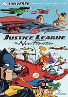 Justice League. New frontier