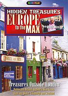 Europe to the max. Treasures outside London Dublin and beyond, Ireland's west coast, Bath and Wales, Edinburgh and Scotland