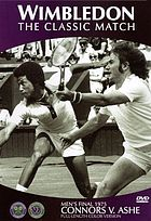 Wimbledon classic matches. Jimmy Connors v Arthur Ashe : 1975 men's singles final