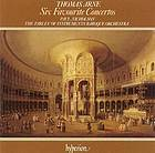Six favourite concertos for the organ, harpsichord or piano forte