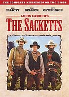 Louis L'Amour's The Sacketts. The complete miniseries on two discs