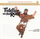 Fiddler on the roof original motion picture soundtrack recording