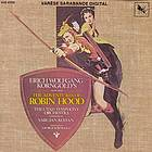 The adventures of Robin Hood original motion picture score