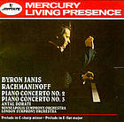 Piano concerto no. 3 in D minor, op. 30 Piano concerto no. 2 in C minor, op. 18 ; Prelude in E-flat major, op. 23, no. 6 ; Prelude in C-sharp minor, op. 3, no. 2