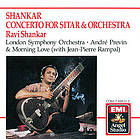 Concerto for sitar & orchestra ; Morning love