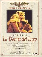 La donna del lago opera in two acts