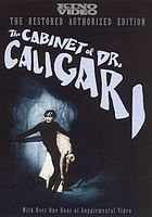 The cabinet of Dr. Caligari a film in six actsThe Cabinet of Dr. Caligari