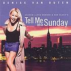 Andrew Lloyd Webber & Don Black's Tell me on a Sunday