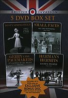 British invasion 5 DVD box set