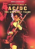 AC/DC the Bon Scott years