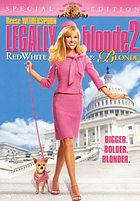 Legally blonde 2 red, white &amp; blonde