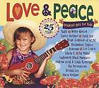 Love & peace greatest hits for kids