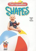 Baby's first impressions. Shapes