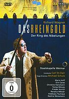 Das Rheingold prologue to Der Ring des Nibelungen : music drama in four scenes
