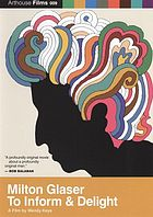 To inform & delight the work of Milton Glaser