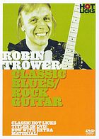 Robin Trower Classic blues/rock guitar