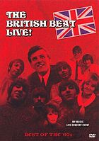 The British beat live. Best of the '60s