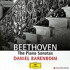 Die Klaviersonaten The piano sonatas = Les sonates pour piano