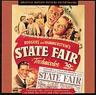 State fair 1945 ; State fair : 1962 : original motion picture soundtracks