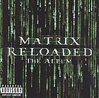 The matrix reloaded the album