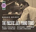 Pacific jazz piano trios