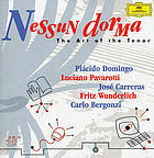 Nessun dorma the art of the tenor