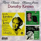 Three classic albums from Dorothy Kirsten