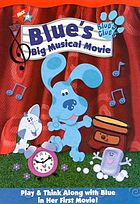 Blue's clues. Blue's big musical movie