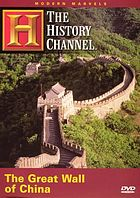 Modern marvels. The Great Wall of China