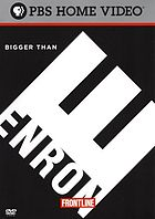 Bigger than Enron