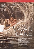Swan lake ballet in four acts