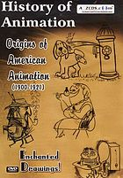 History of animation origins of American animation (1900-1921)