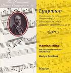 Piano concerto no. 1 in E flat minor, op. 4 Rhapsody on Ukrainian themes : op. 28 ; Piano concerto no. 2 in E major, op. 38