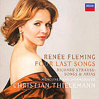 Four last songs Songs & arias
