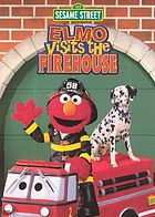 Elmo visits the firehouse