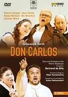 Don Carlos Opera in funf Akten