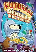 Futurama. Bender's big score