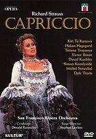 Capriccio a conversation piece for music in one act