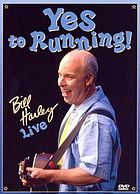 Yes to running! Billy Harley live