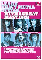 Learn to play heavy metal guitar with the greats