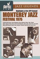 Highlights of the 18th annual Monterey Jazz Festival 1975