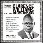 Clarence Williams & the blues singers