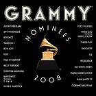 Grammy nominees. 2008