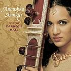 Anoushka Shankar live at Carnegie Hall